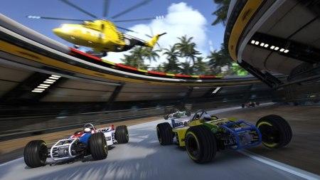 TrackMania Turbo para consolas y PC es anunciado en E3 2015