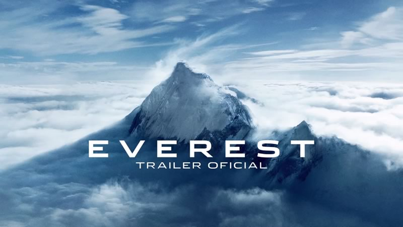 Lanzan el primer Trailer de Everest - Trailer-de-Everest
