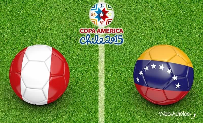 Venezuela vs Perú ¿A qué hora juegan en la Copa América 2015? - Venezuela-vs-Peru-Copa-America-2015-Horario-y-Canal-800x486