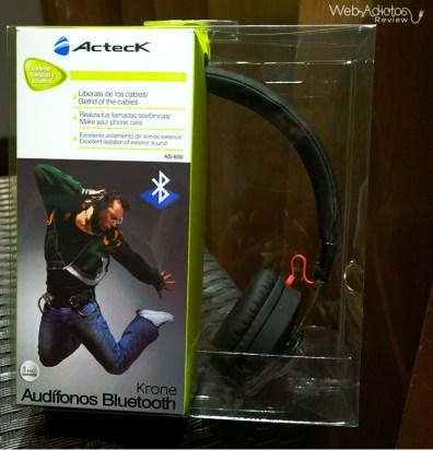 Audífonos Bluetooth Krone, inalámbricos y multifuncionales - caja-audifonos-bluetooth-krone