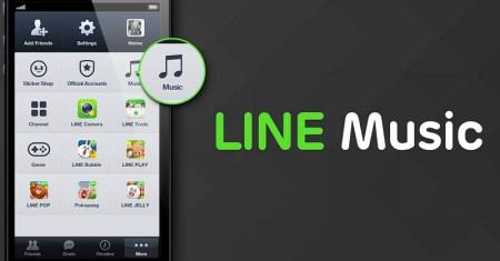 LINE se expande, lanza su propia aplicación de música en streaming