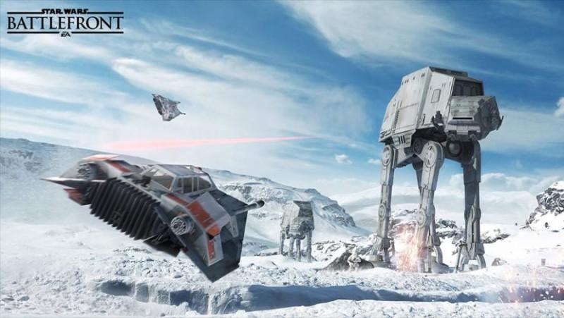 Tráiler multijugador de Star Wars Battlefront - star-wars-battlefront-800x451