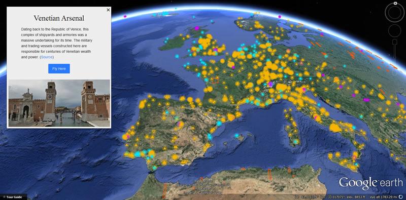 Google Earth cumple 10 años y presenta Voyager - voyager-google-earth