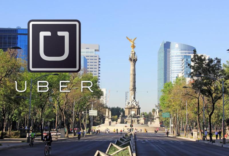 Uber logra regulación histórica en la cuidad de México #UberSeQueda - Cd_Mexico-uber-800x546