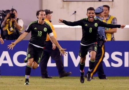 México vs Jamaica, Final de la Copa Oro 2015