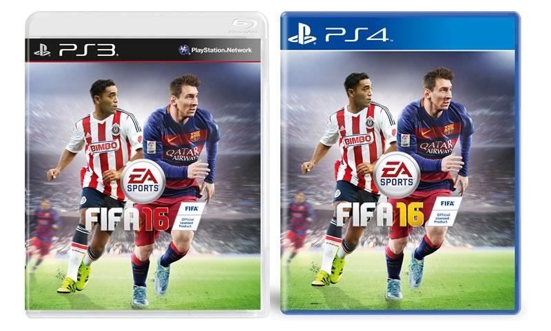 Marco Fabián será la portada de FIFA 16... y sí ¡Hay memes! - Marco-Fabian-FIFA-16-PS