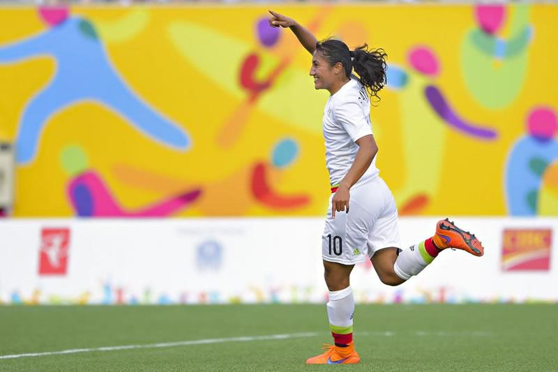 México vs Brasil Femenil ¿A qué hora juegan la semifinal en Panamericanos 2015? - Mexico-vs-Brasil-femenil-Panamericanos-2015-Horario-y-canal