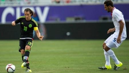 México vs Costa Rica en la Copa Oro 2015
