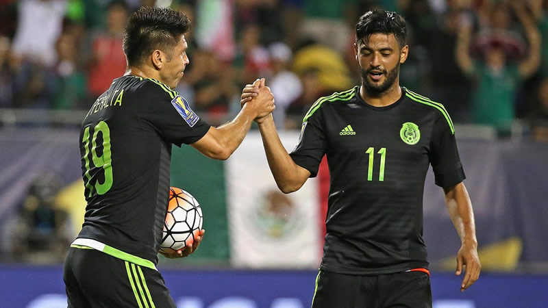México vs Guatemala ¿A qué hora juegan en la Copa Oro 2015? - Mexico-vs-Guatemala-horario-Copa-Oro-2015