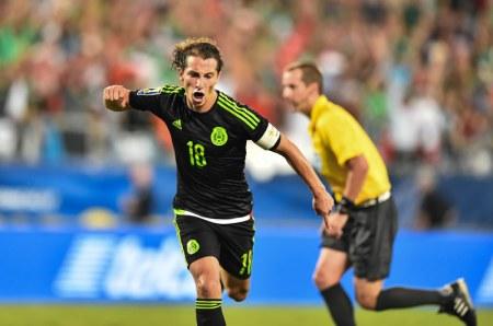 México vs Panamá, semifinal Copa Oro 2015