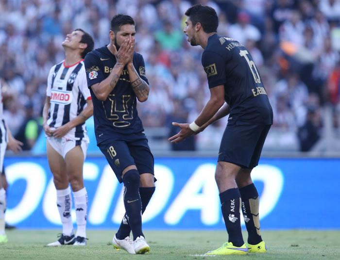 Pumas vs Monterrey, Fecha 1 del Apertura 2015 - Pumas-vs-Monterrey-en-vivo-Apertura-2015