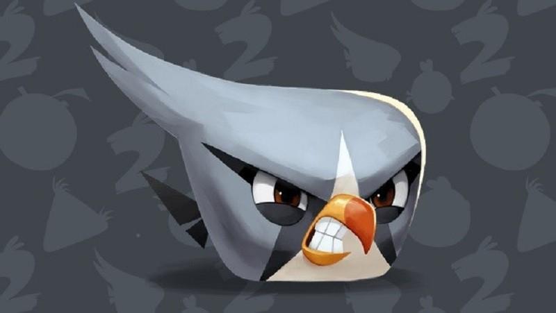Rovio anuncia el lanzamiento de Angry Bird 2 - Silver-from-Angry-Birds-2-800x451