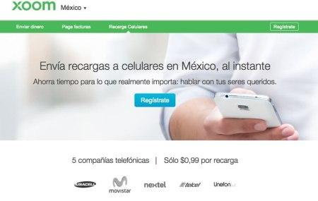 Lanzan herramienta para recargas a celulares online desde Estados Unidos a México