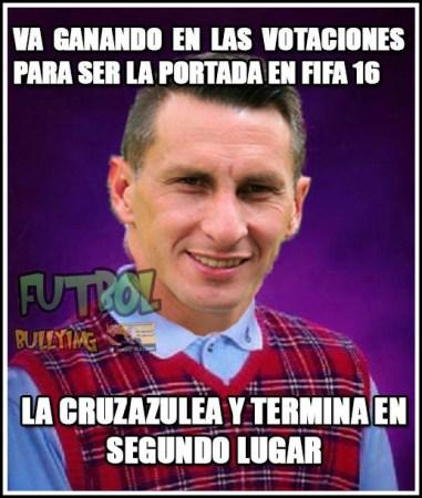 Marco Fabián será la portada de FIFA 16... y sí ¡Hay memes! - memes-marco-fabian-FIFA-16-3