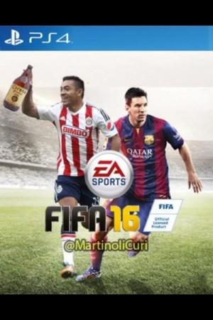 Marco Fabián será la portada de FIFA 16... y sí ¡Hay memes! - memes-marco-fabian-FIFA-16-7