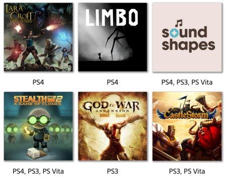 Juegos gratis de PlayStation Plus de agosto