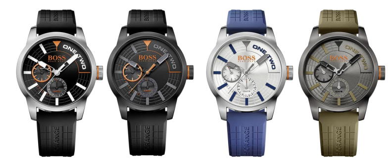 Colección Hugo Boss Orange Watches llega a México - tokyo-hugo-boss-orange-2015
