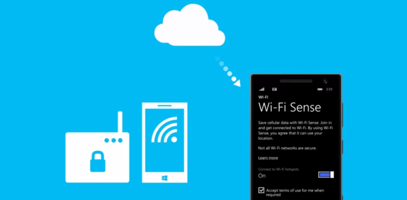 Wi-Fi Sense: la función de Windows 10 que comparte tu contraseña de red Wi-Fi - wifi-sense-800x394