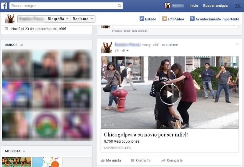 Alertan de nueva amenaza en Facebook que circula a través de videos - Alerta-amenazas-en-videos-en-Facebook