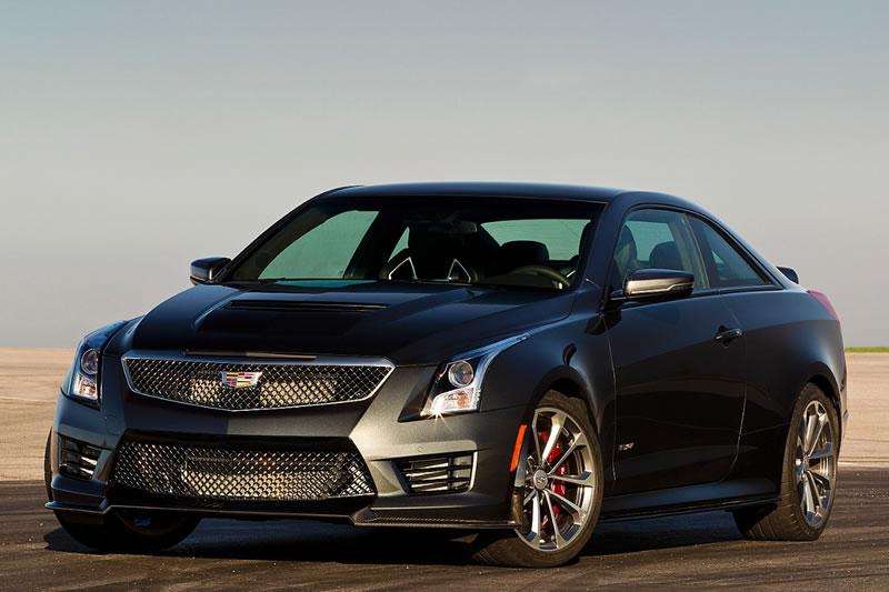 Cadillac ATS-V y CTS-V listos para llegar a México - Cadillac-ATS-V-Coupe-2
