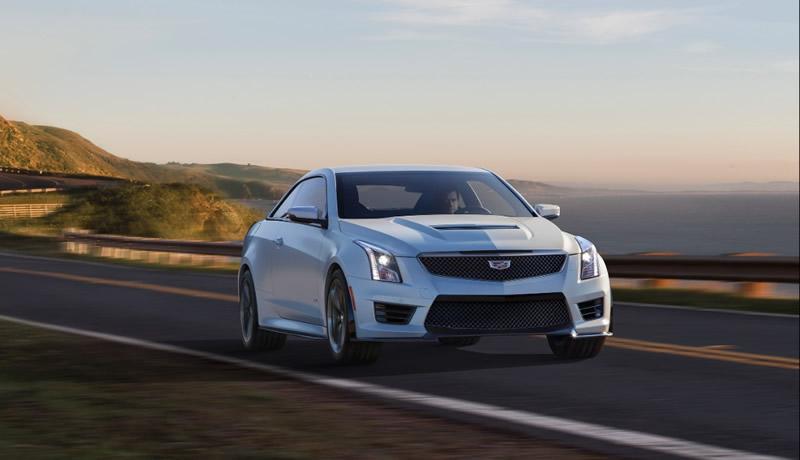 Cadillac ATS-V y CTS-V listos para llegar a México - Cadillac-ATS-V-Coupe