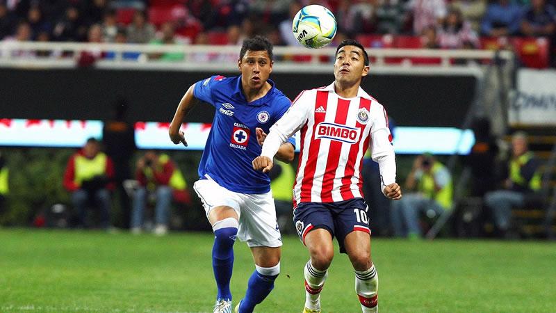 Chivas vs cruz azul a qu hora juegan en el apertura 2015 for Hora de apertura castorama