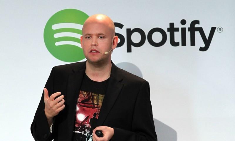 Spotify aclara error en sus nuevas políticas de privacidad - Daniel-Ek-800x480