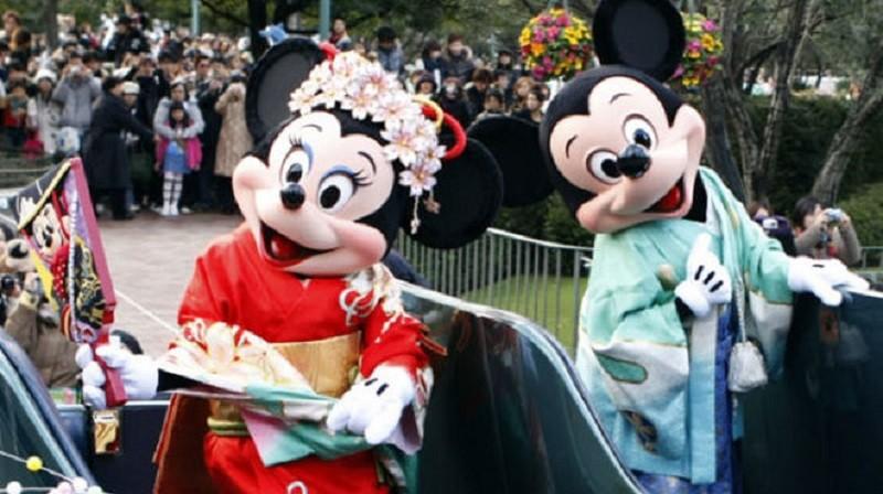 Disney se disculpa en Japón por un inoportuno mensaje en Twitter - Disney-Japan-800x448