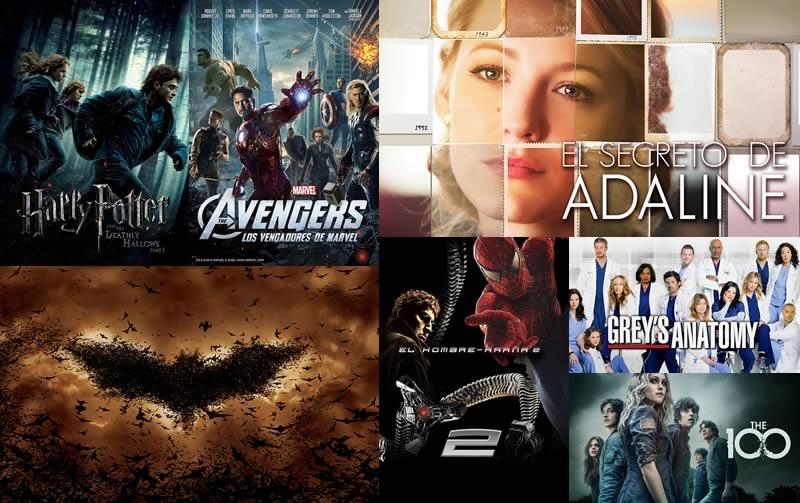 Estas son las Películas y Series de Estreno en Netflix en Septiembre 2015 - Estrenos-Netflix-Septiembre-2015