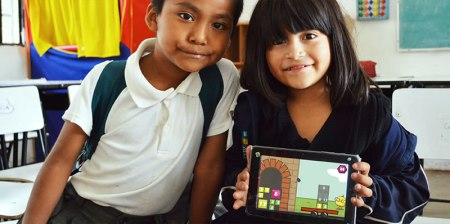Learny, la plataforma mexicana para aprender con videojuegos