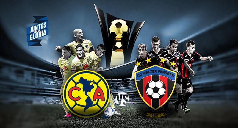 A qué hora juega América vs Walter Ferreti en la Concachampions 2015 - Horario-America-vs-Walter-Ferreti-Concachampions-2015-800x430