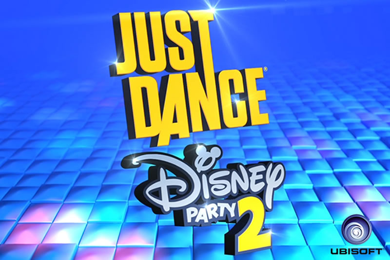Anuncian Just Dance: Disney Party 2 - Just-Dance-Disney-Party-2