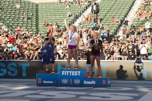 Reebok CrossFit Games 2015 ya tienen nuevos campeones - Katrin-Davidsdottir-Fittest-Woman-on-Earth-Reebok-CrossFit-Games-2015