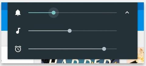 Conoce dos funciones nuevas en Adroid Marshmallow - Marshmallow-volum