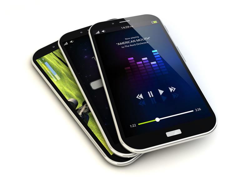 Smartphones impulsan el mercado de consumo en Centro América y el Caribe - Smartphones-centroamerica-y-caribe-800x566