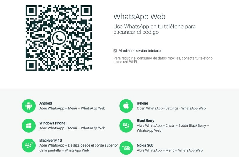 WhatsApp web para iPhone ya está disponible ¡Entérate! - WhatsApp-Web-para-iPhone