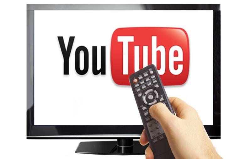 Estudio: Usuarios prefieren contenidos de YouTube a los de Televisa y TV Azteca - YouTube-on-TV-800x509