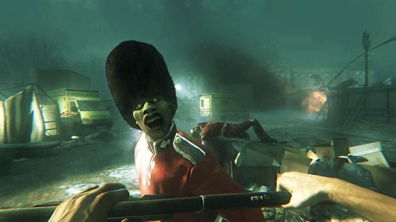 Zombi ya está disponible para PS4, Xbox One y PC - ZOMBI-Ubisoft-2