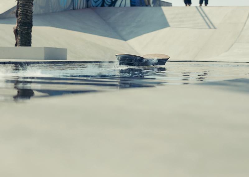 Así se creó la hoverboard de Lexus ¡Imperdible! - hoverboard-de-Lexus