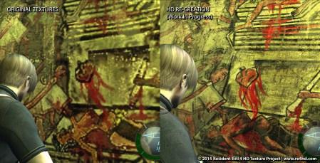 Resident Evil 4 HD Ultimate Edition por fin tendrá las texturas que se merece