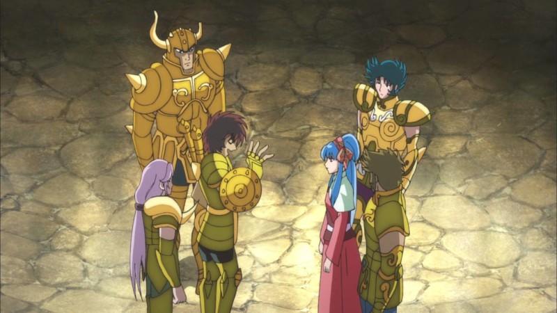 Dragon Ball Super, ¿por qué está tan mal animado el quinto episodio? - saint-seiya-soul-of-gold-animacion-800x450