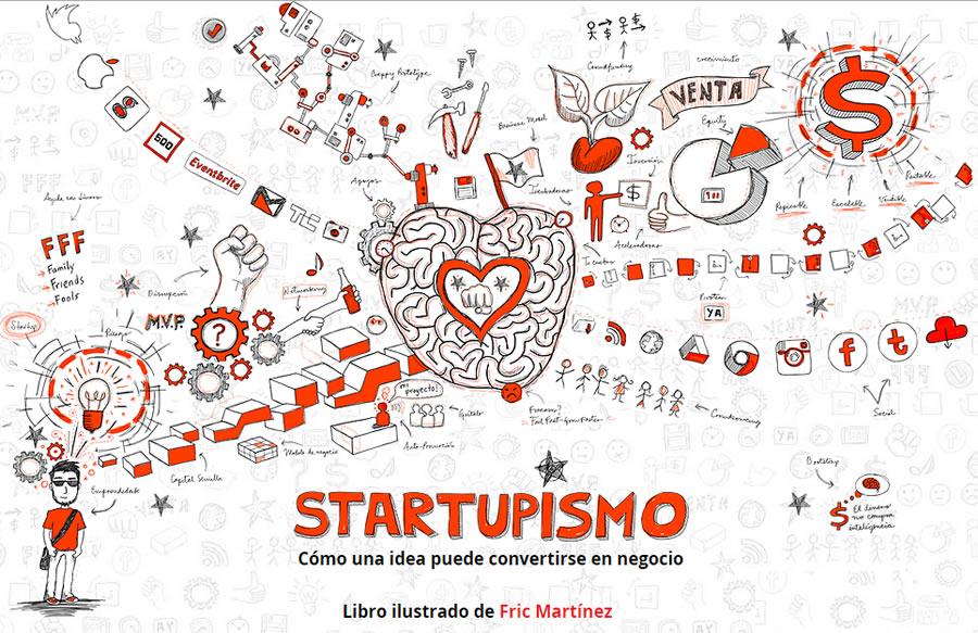 Lanzan e-book sobre cómo convertir una idea en negocio - startupismo-ebook