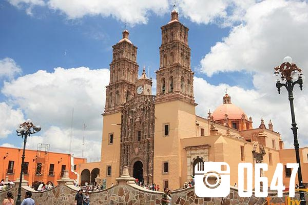 Así festejan los mexicanos en Instagram: Los 10 monumentos más fotografiados - 6GTOParroquiaNSDolores
