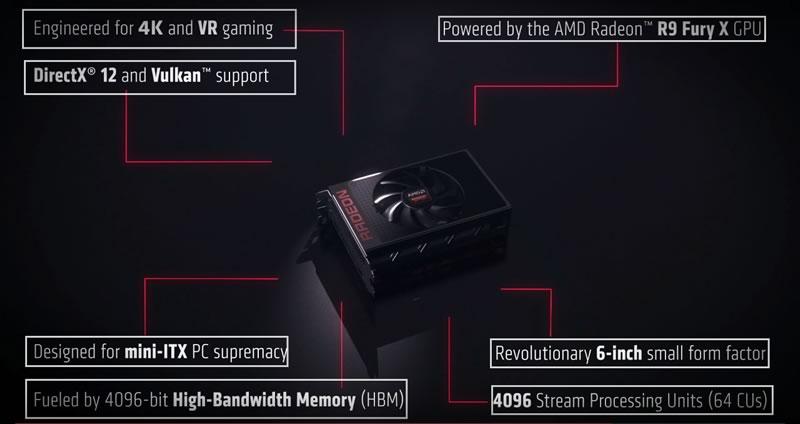 AMD Radeon R9 Nano, la tarjeta gráfica más pequeña del mundo - AMD-Radeon-R9-Nano