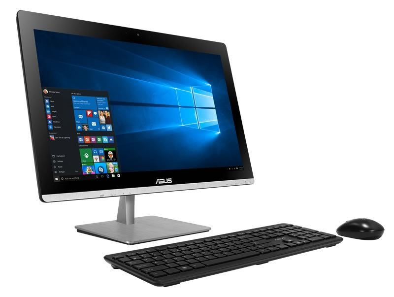 ASUS presenta su serie Vivo AiO, PCs All-in-One para el hogar - ASUS-V230