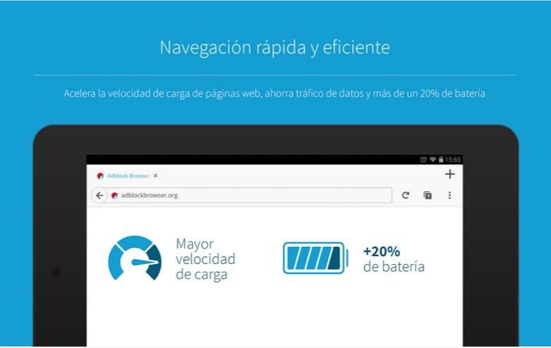 Adblock Plus lanza navegador para Android e iOS - Adblock-plus-mobile-browser