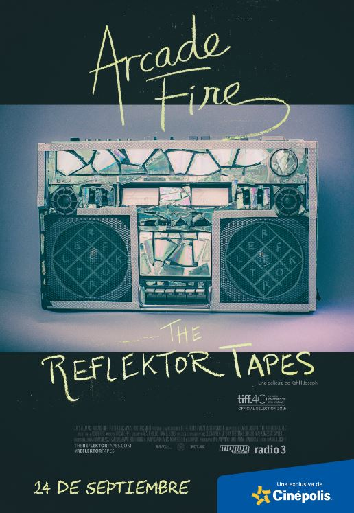 Cinépolis presenta The Reflektor tapes de Arcade Fire y Roger Waters: The Wall - Arcade-Fire