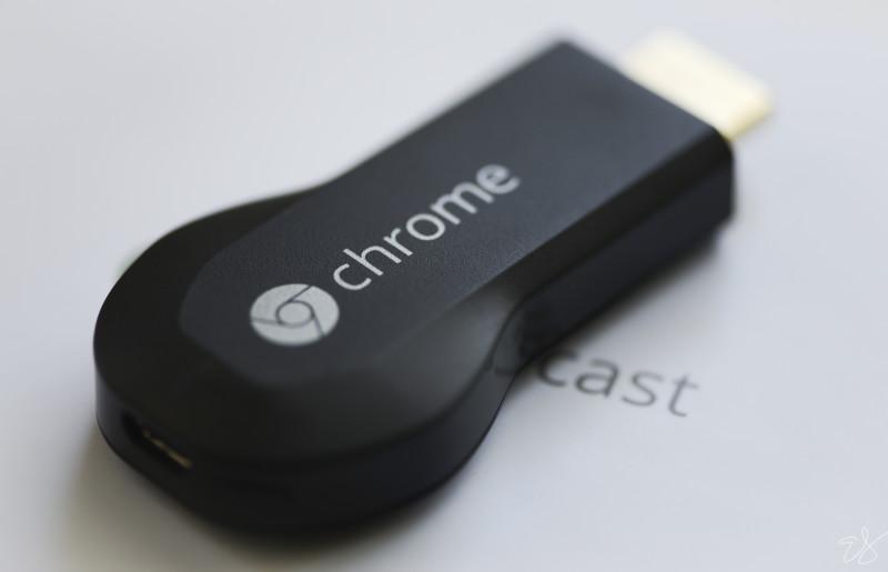 Segunda generación de Chromecast llegaría a finales de Septiembre - Chromecast_dongle-800x515