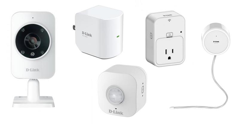 """D-Link presenta su gama de soluciones """"Connected Home"""" - D-Link-connected-home"""