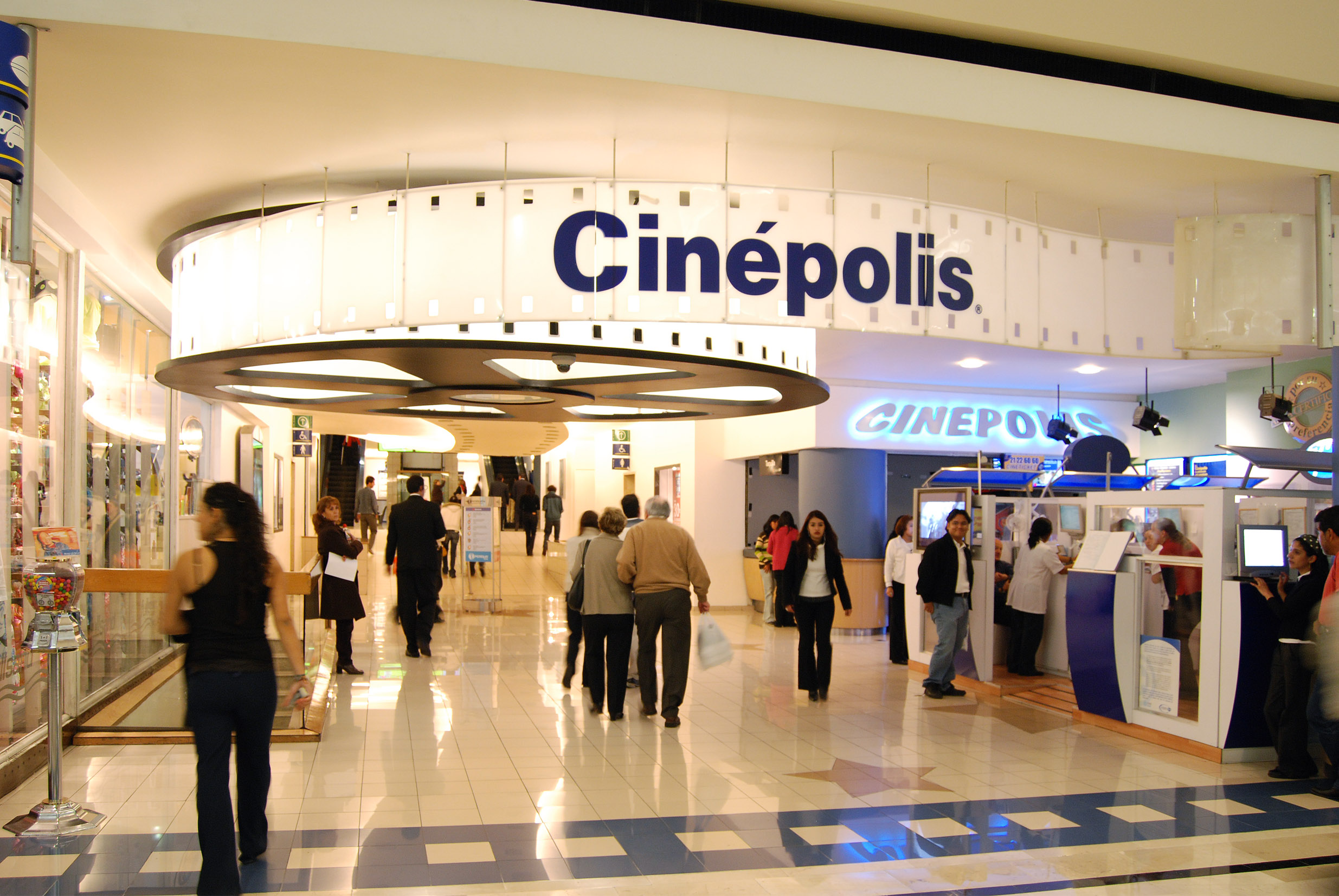 Cinépolis inaugura Cinépolis Esfera Monterrey - Entrada-Cine